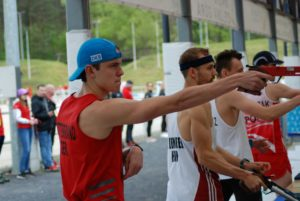 Moderner Fünfkampf - Polish International Trophy - Laser Run