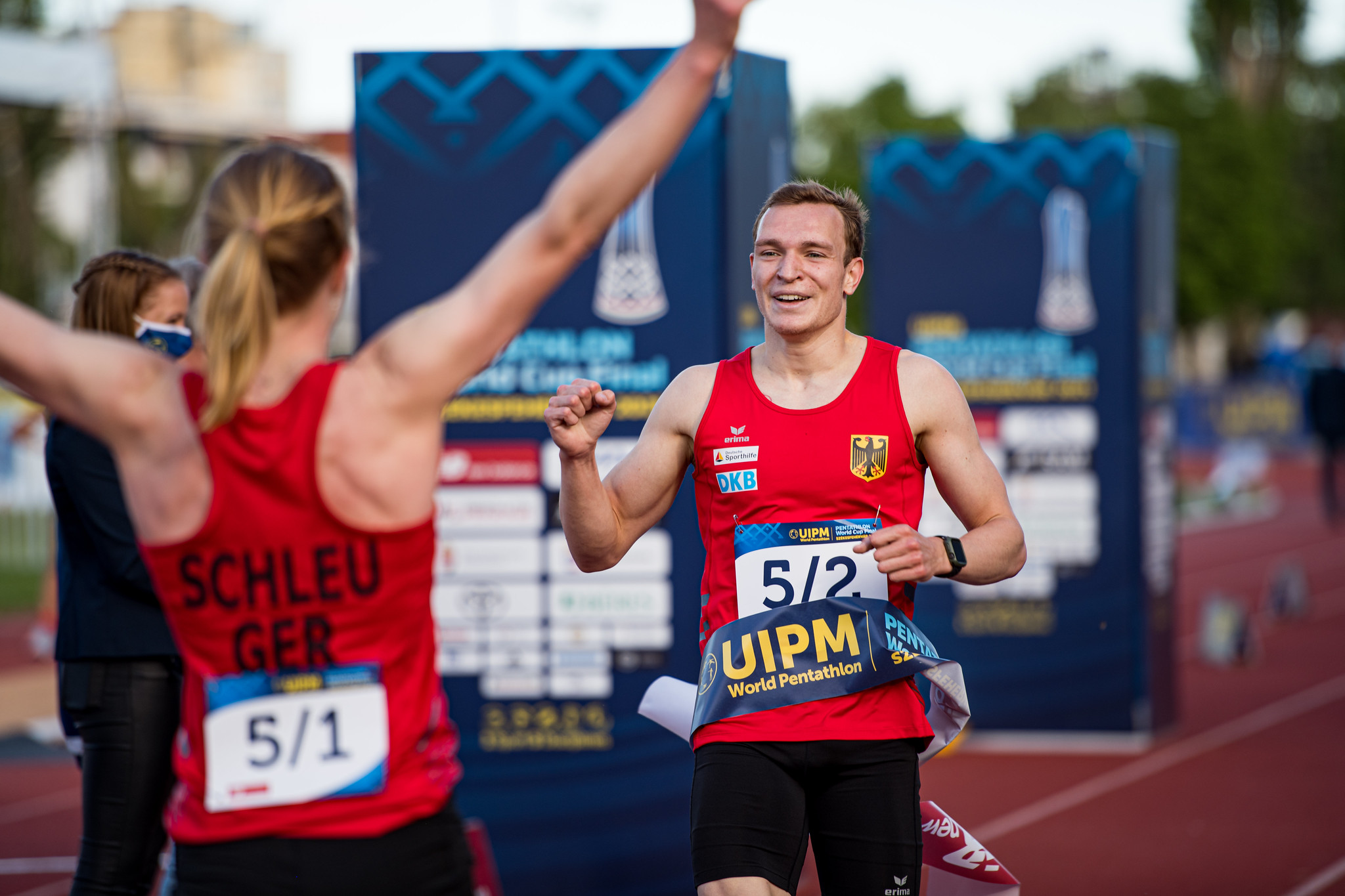 Moderner Fünfkampf - UIPM Weltcup Finale 2021 - Gold Staffel