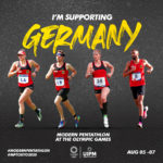 I'm supporting Germany (UIPM)