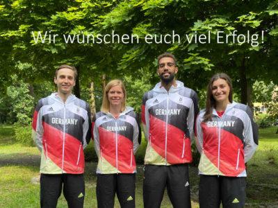 TeamDeutschland - ModernernFuenkampf